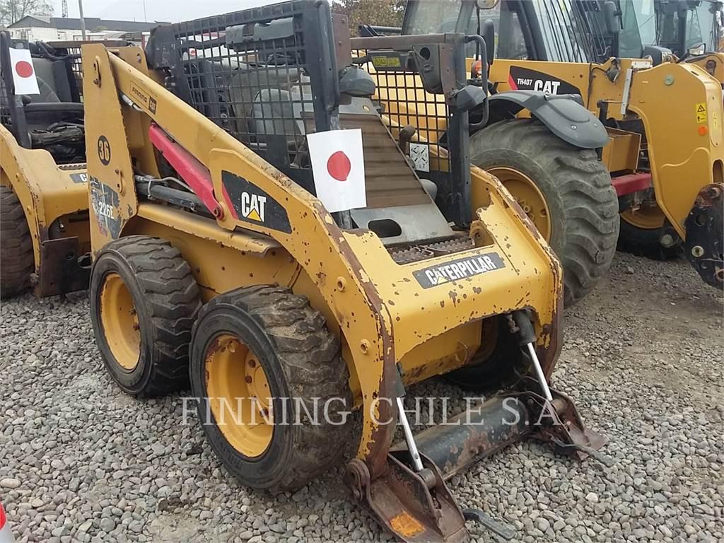 Caterpillar 226B3LRC, Carregadoras de direcção deslizante, Equipamentos Construção