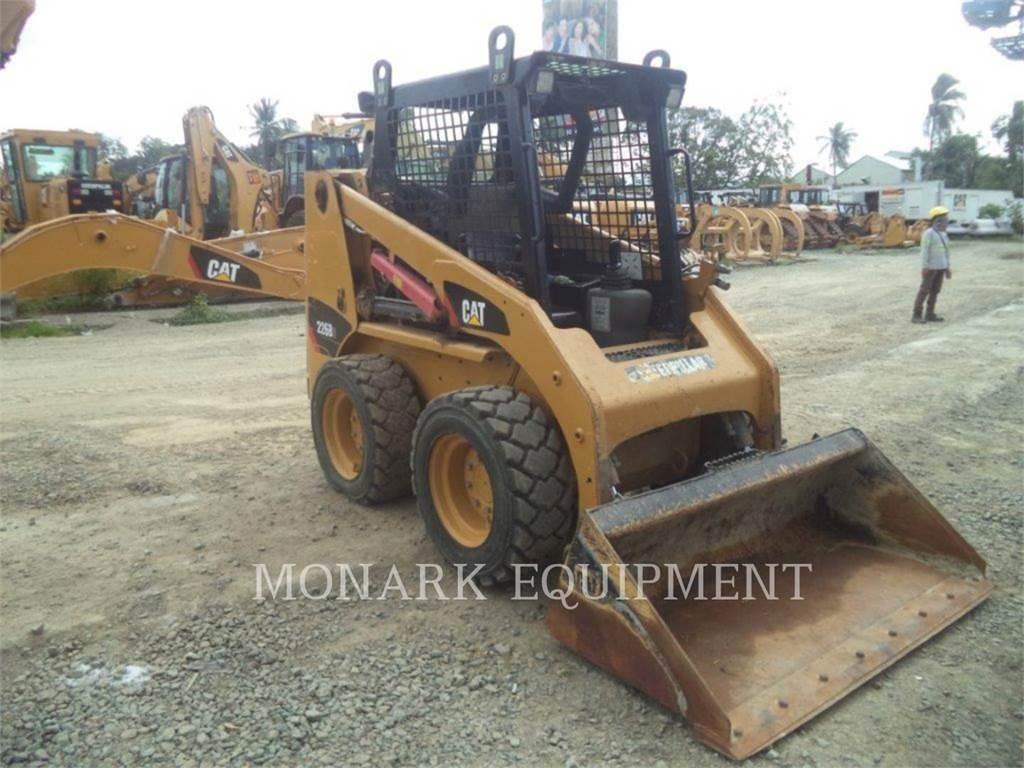 Caterpillar 226B3LRC, Skid Steer Loaders, Construction
