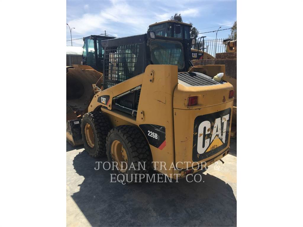 Caterpillar 226B3LRC, Skid Steer Loaders, Construction