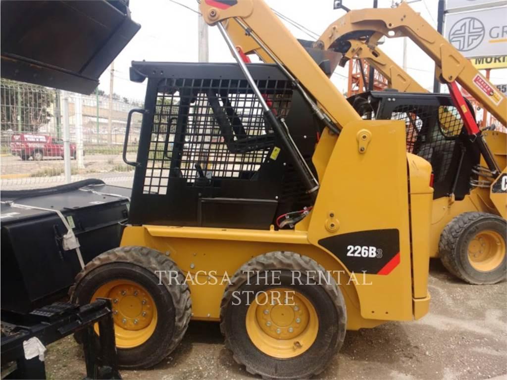 Caterpillar 226B3LRC, Chargeuse compacte, Équipement De Construction