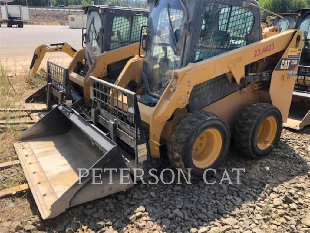 Caterpillar 226D, Skid Steer Loaders, Construction