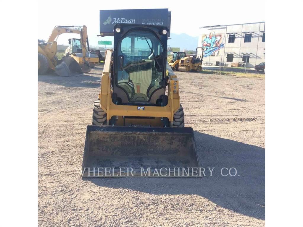 Caterpillar 226D C3, Chargeuse compacte, Équipement De Construction