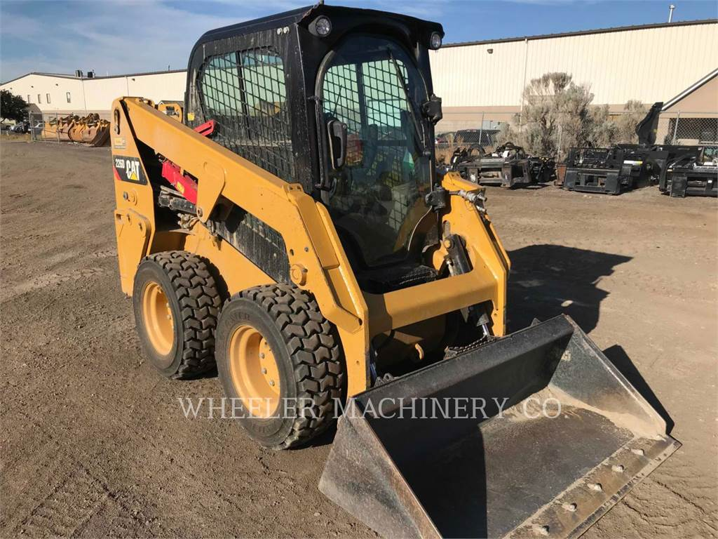 Caterpillar 226D C3-H2, Skid Steer Loaders, Construction