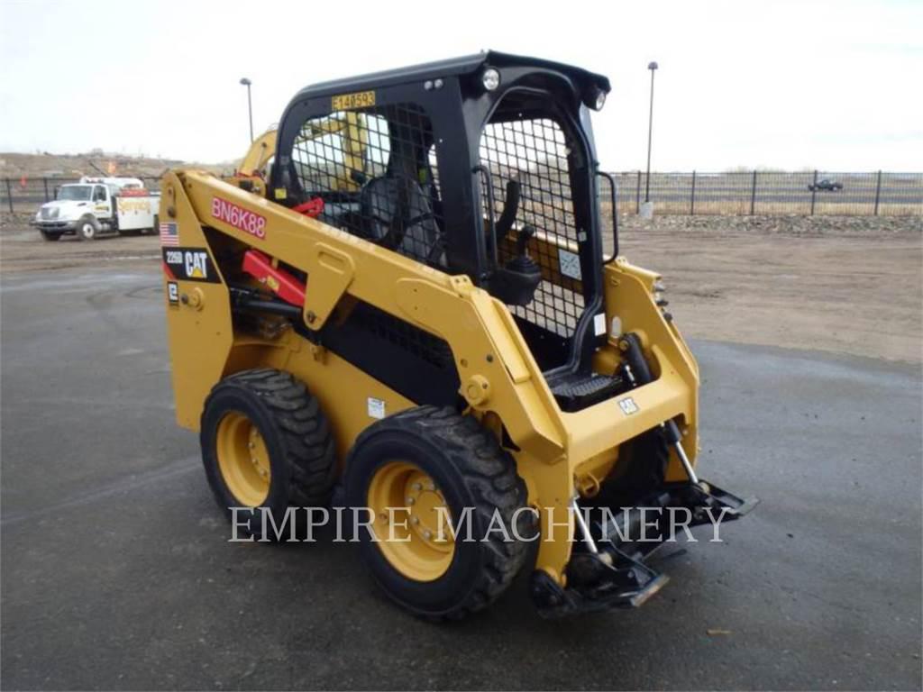 Caterpillar 226D, Chargeuse compacte, Équipement De Construction