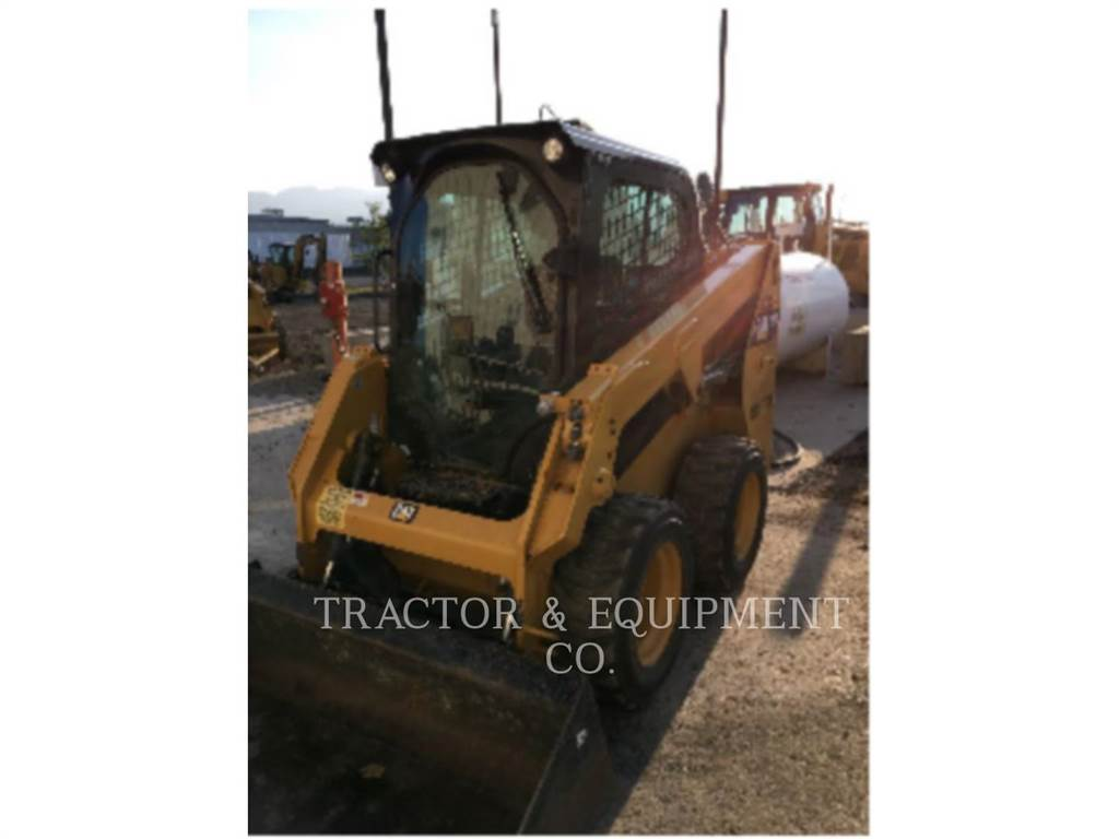 Caterpillar 226D H2CB, Skid Steer Loaders, Construction
