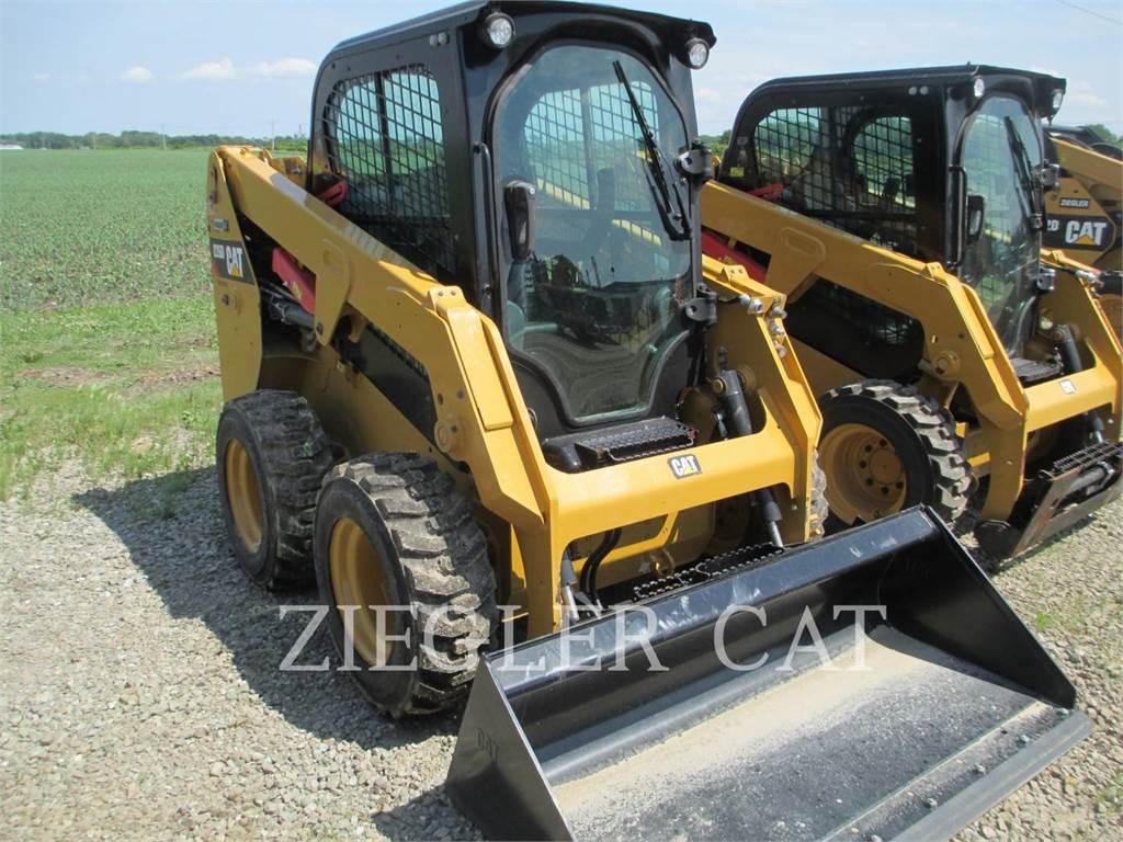 Caterpillar 226DSR, Chargeuse compacte, Équipement De Construction