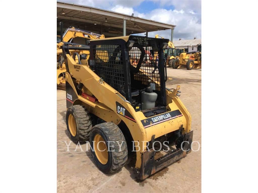Caterpillar 232B, Kompaktlader, Bau-Und Bergbauausrüstung