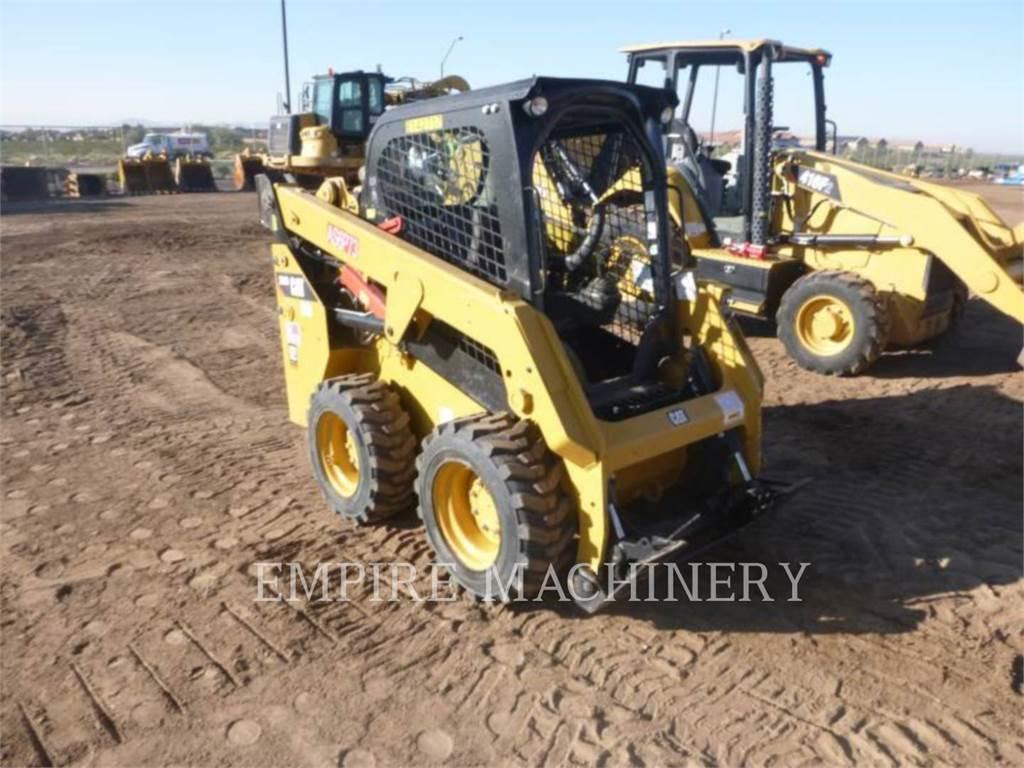 Caterpillar 232D, Kompaktlader, Bau-Und Bergbauausrüstung