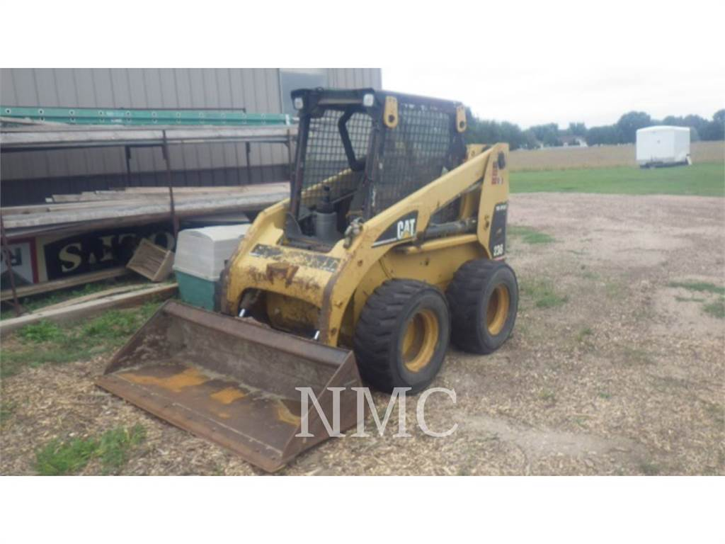 Caterpillar 236, Skid Steer Loaders, Construction