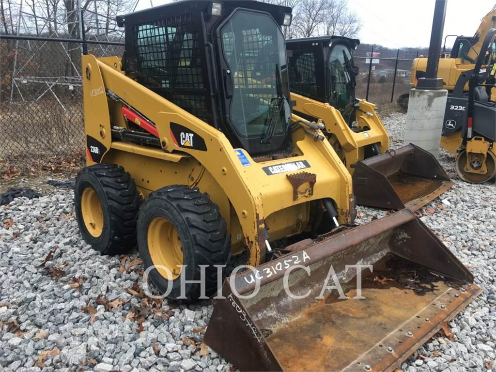 Caterpillar 236B3, Skid Steer Loaders, Construction