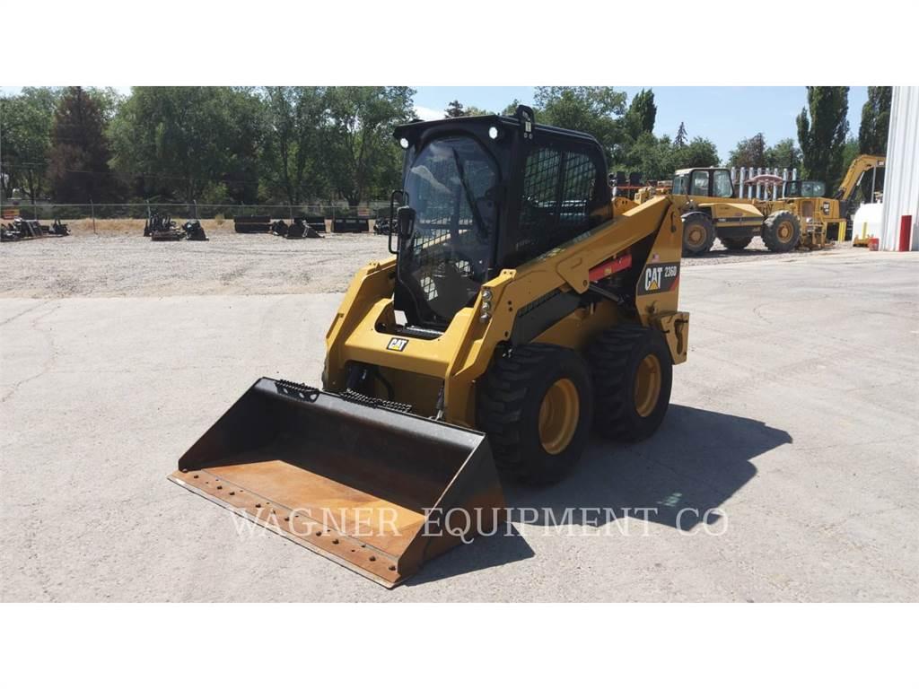 Caterpillar 236D, Kompaktlader, Bau-Und Bergbauausrüstung