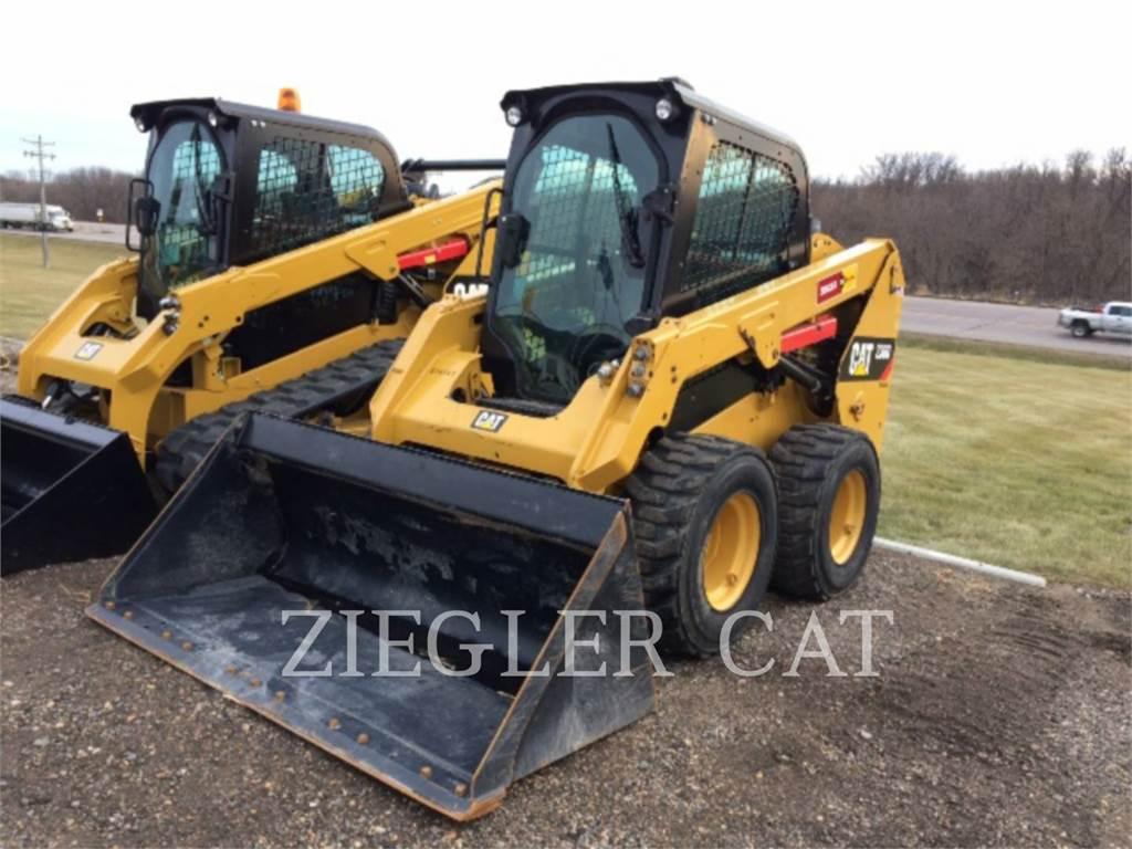 Caterpillar 236D, Skid Steer Loaders, Construction