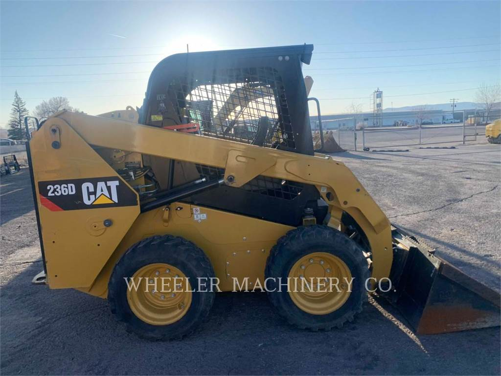 Caterpillar 236D C1-H2, Skid Steer Loaders, Construction