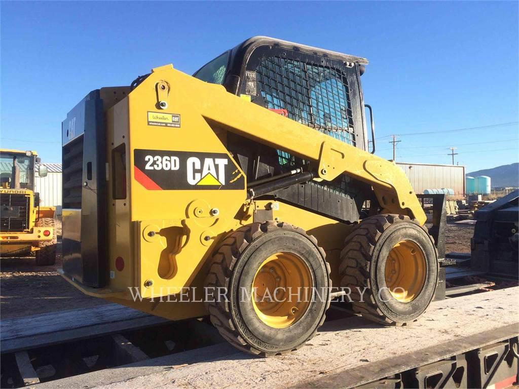 Caterpillar 236D C3-H2, Mini ładowarki, Sprzęt budowlany