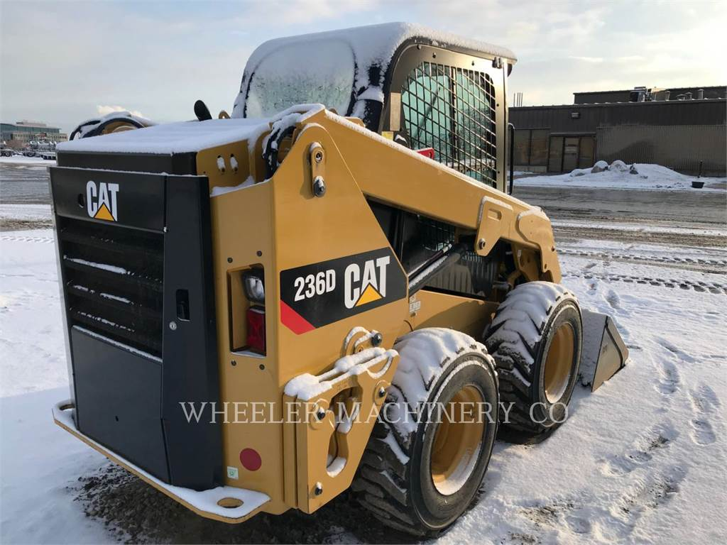 Caterpillar 236D C3-H2, Kompaktlader, Bau-Und Bergbauausrüstung