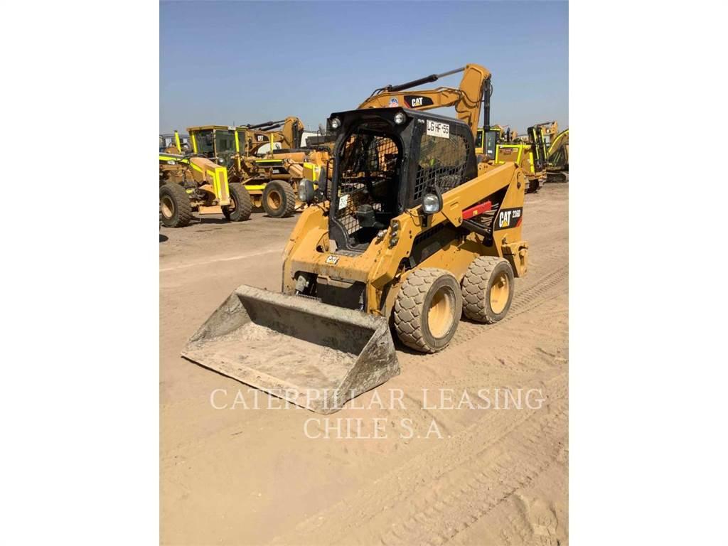 Caterpillar 236DLRC, Skid Steer Loaders, Construction