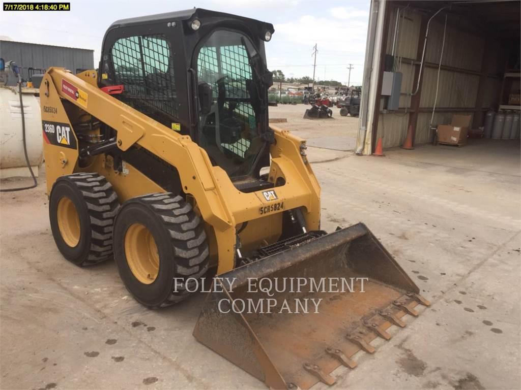 Caterpillar 236DSTD1CA, Kompaktlader, Bau-Und Bergbauausrüstung