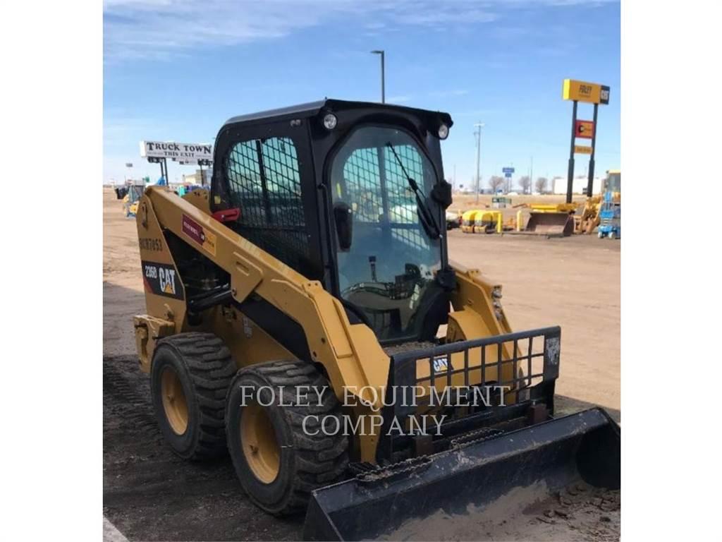 Caterpillar 236DSTD1CA, Skid Steer Loaders, Construction