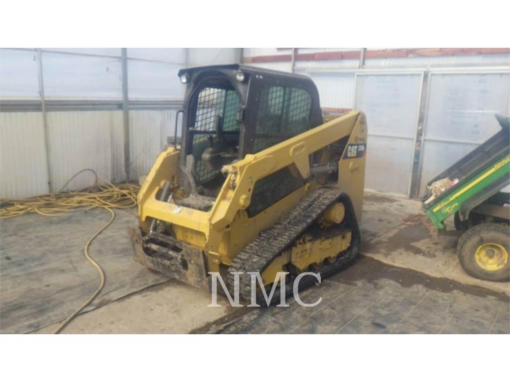 Caterpillar 239D, Mini ładowarki, Sprzęt budowlany
