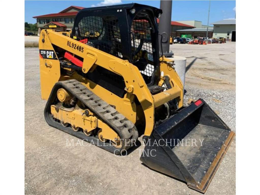 Caterpillar 239D, Altro, Attrezzature Da Costruzione