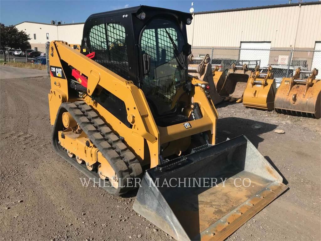 Caterpillar 239D C3-H2, Skid Steer Loaders, Construction