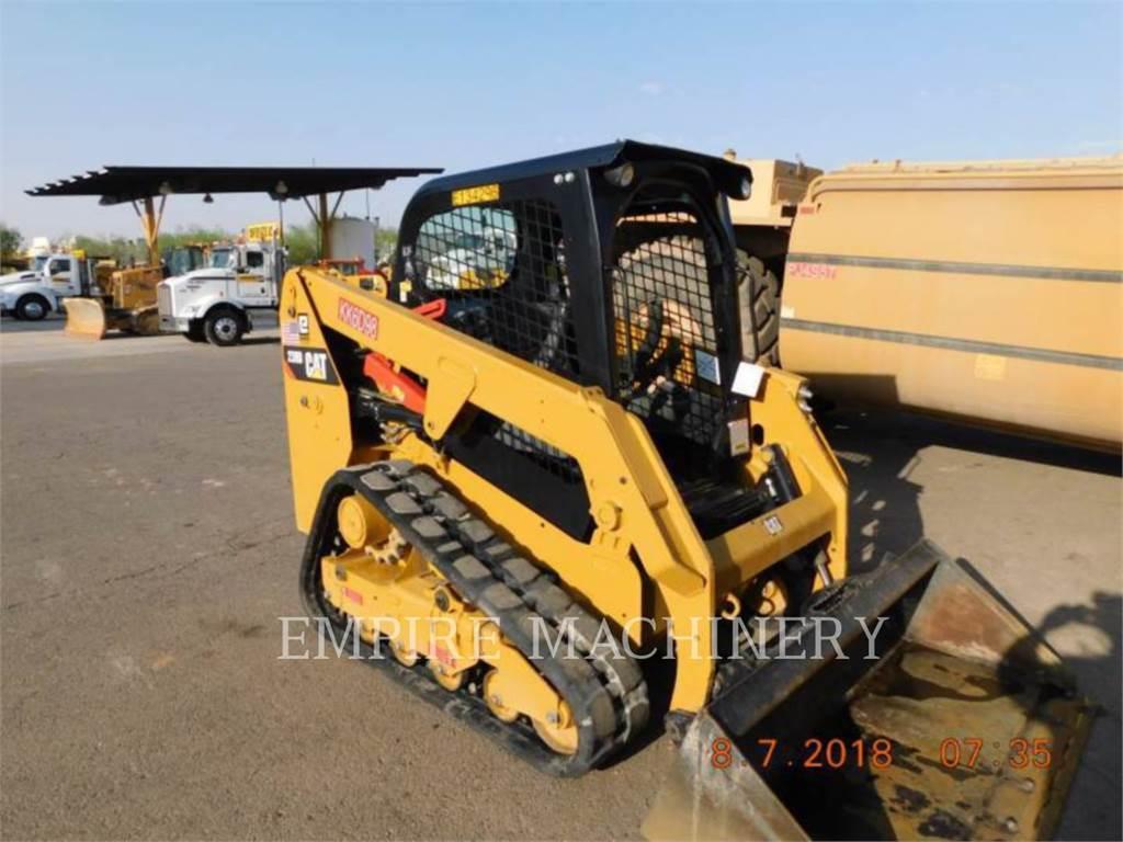 Caterpillar 239D, Kompaktlader, Bau-Und Bergbauausrüstung