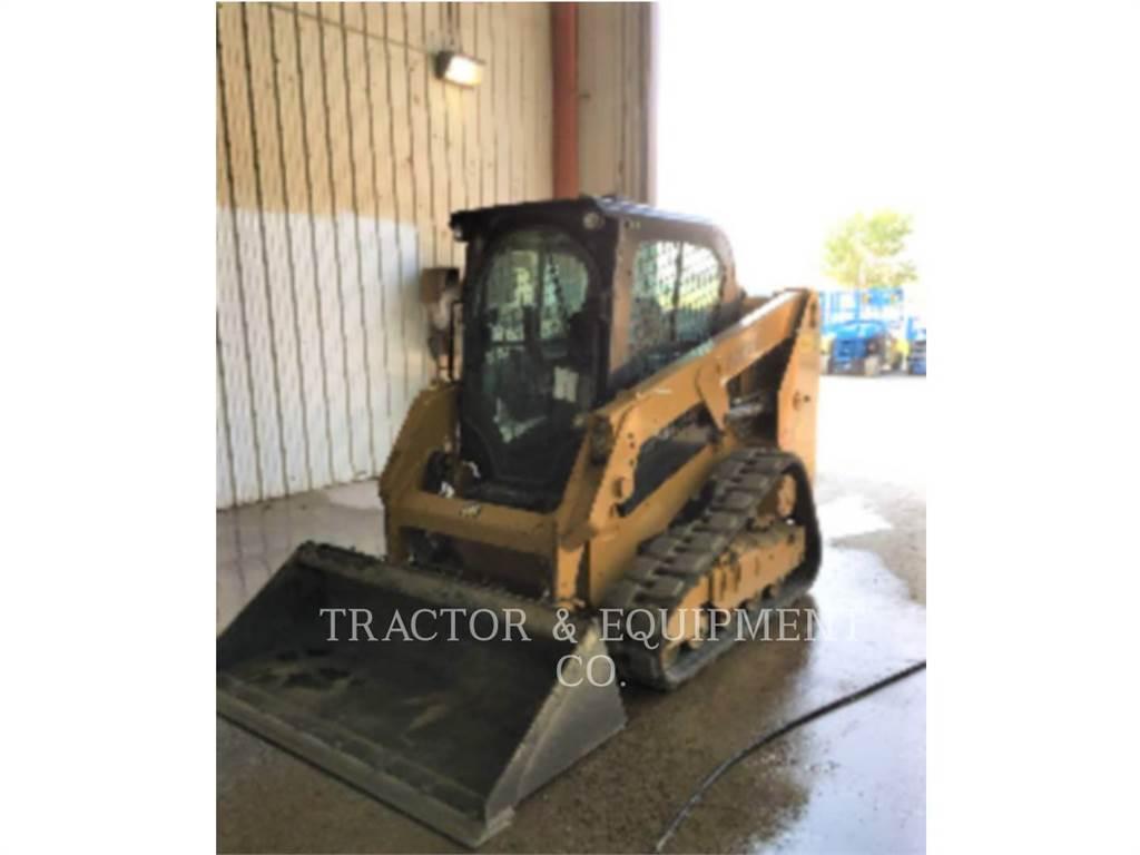 Caterpillar 239D H2CB, Skid Steer Loaders, Construction