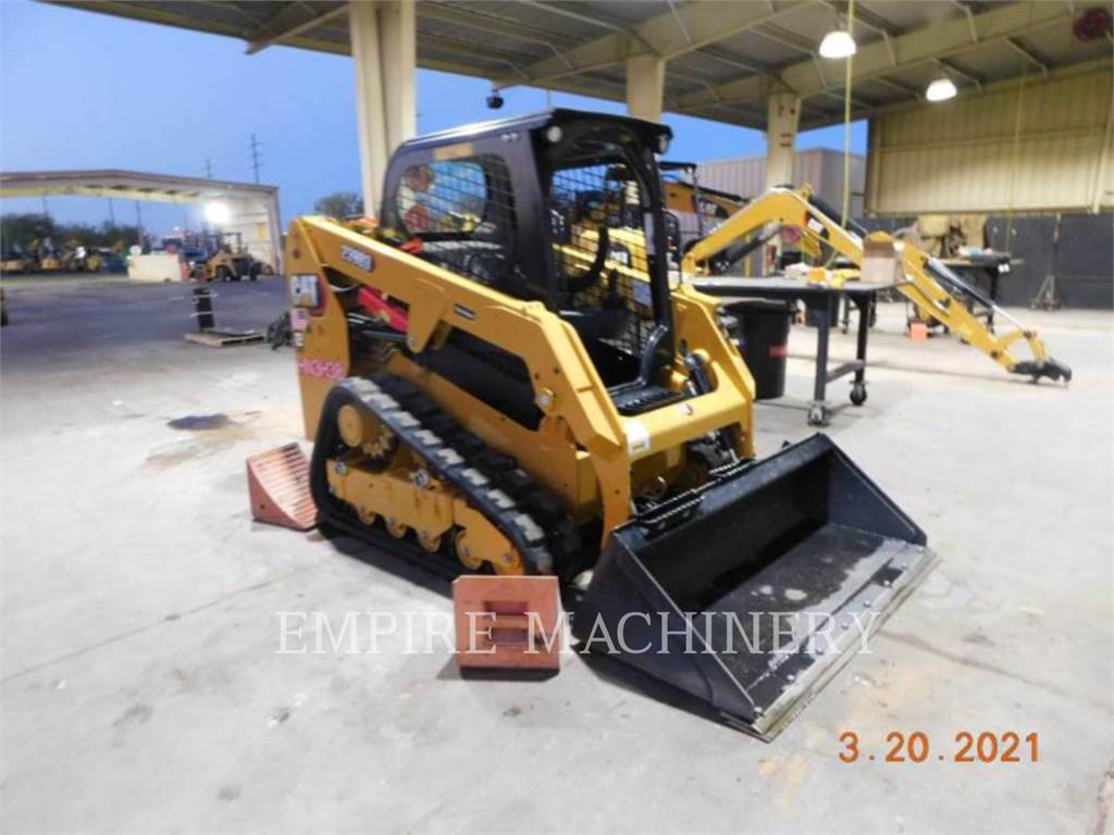 Caterpillar 239D3, Skid Steer Loaders, Construction
