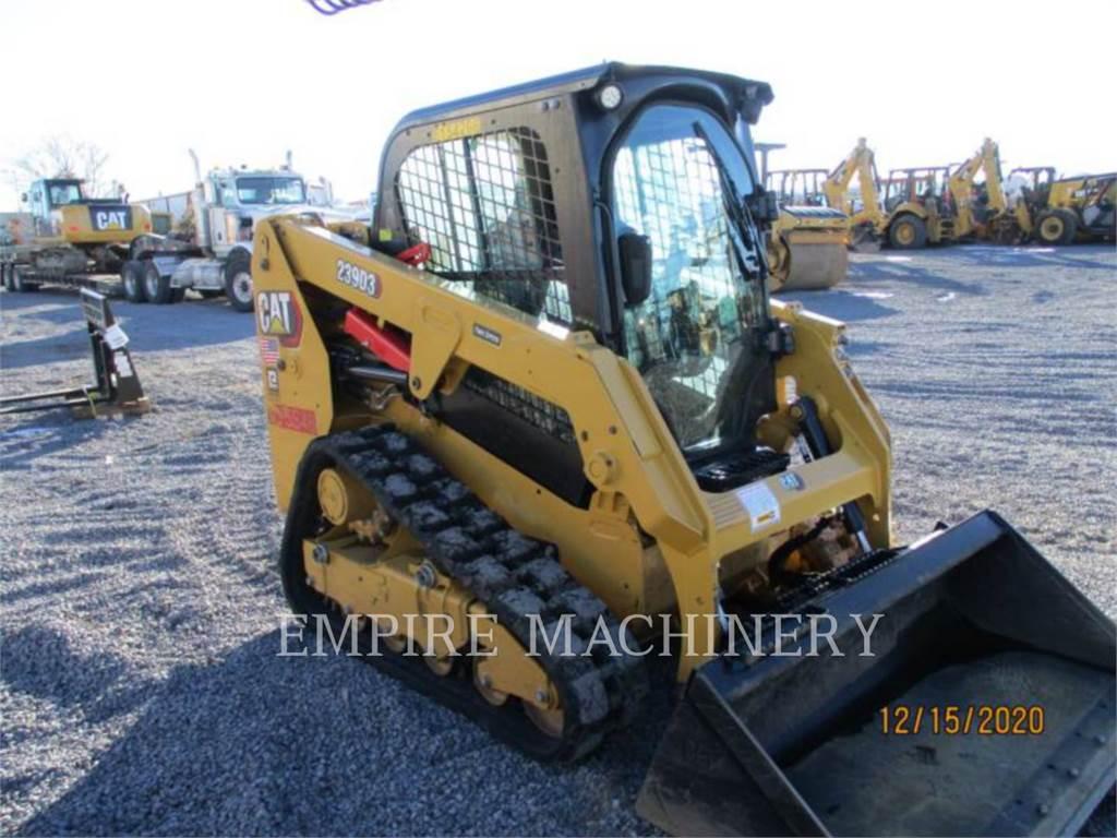 Caterpillar 239D3 CA, Kompaktlader, Bau-Und Bergbauausrüstung