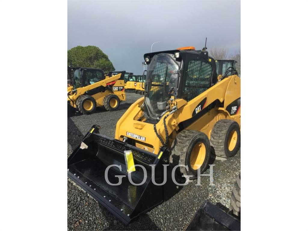 Caterpillar 246C, Kompaktlader, Bau-Und Bergbauausrüstung