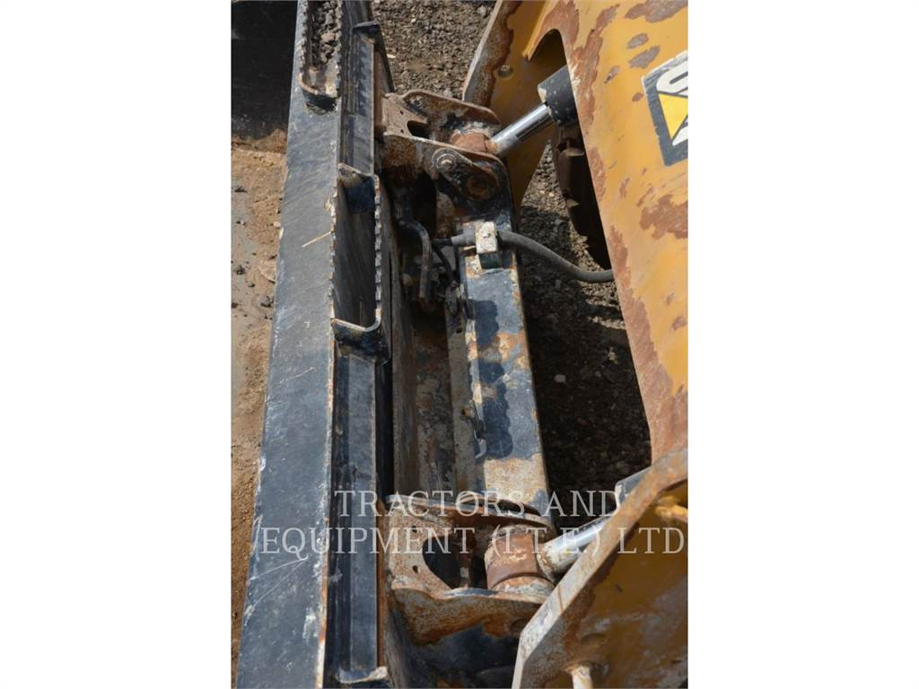 Caterpillar 246D, Skid Steer Loaders, Construction
