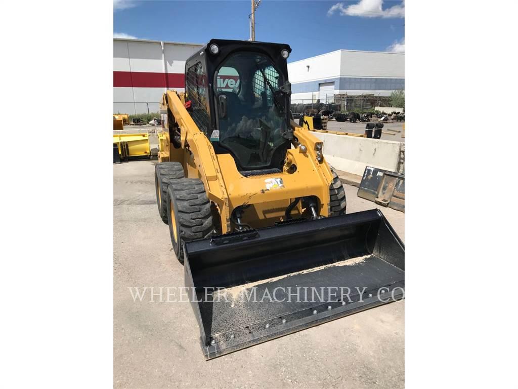 Caterpillar 246D C3 2S, Skid Steer Loaders, Construction