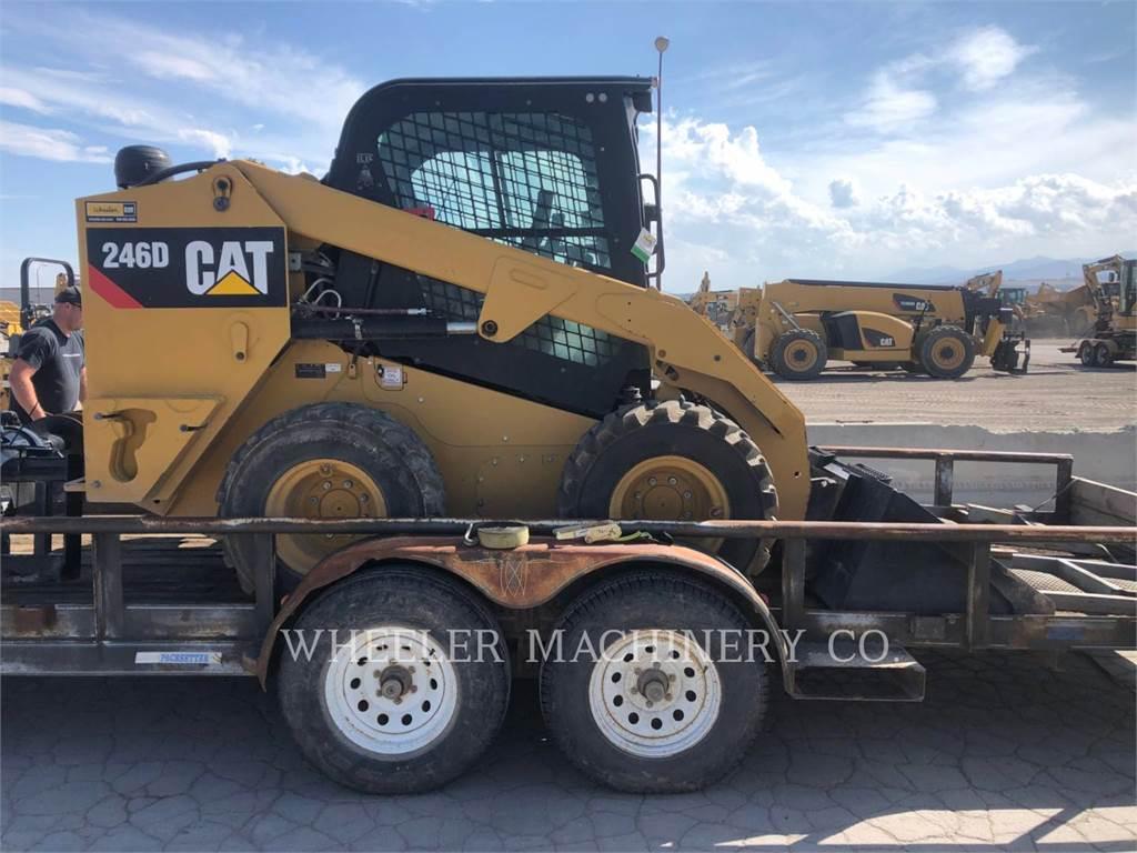 Caterpillar 246D C3-H2, Kompaktlader, Bau-Und Bergbauausrüstung