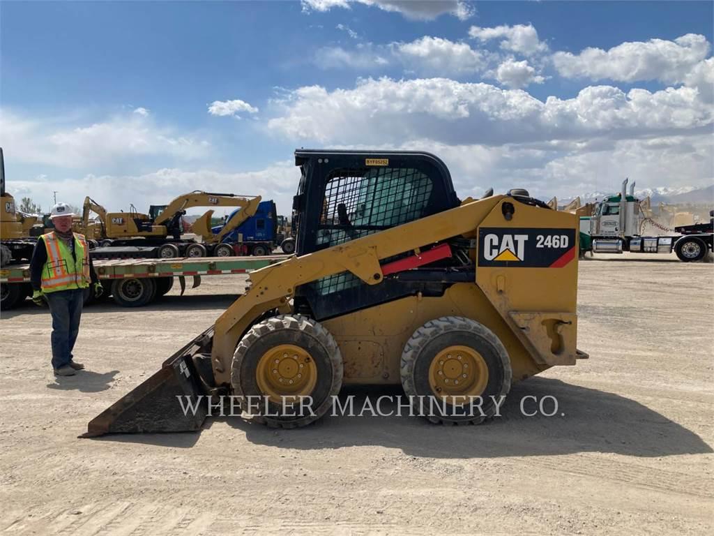 Caterpillar 246D C3-H2, Skid Steer Loaders, Construction