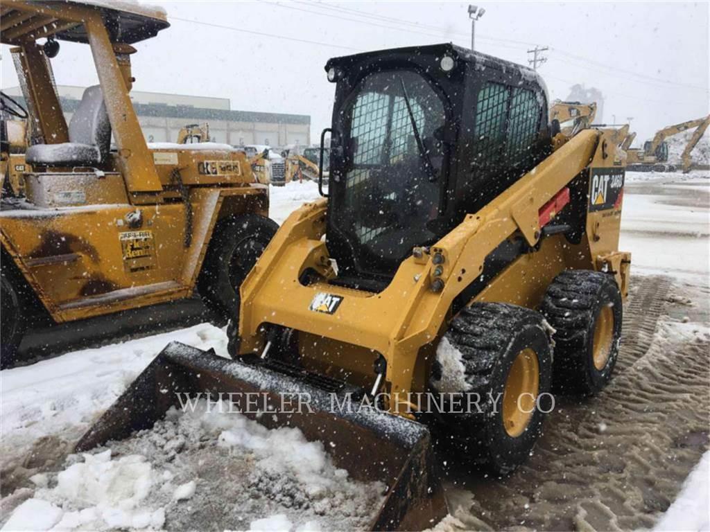 Caterpillar 246D C3HF2, Chargeuse compacte, Équipement De Construction