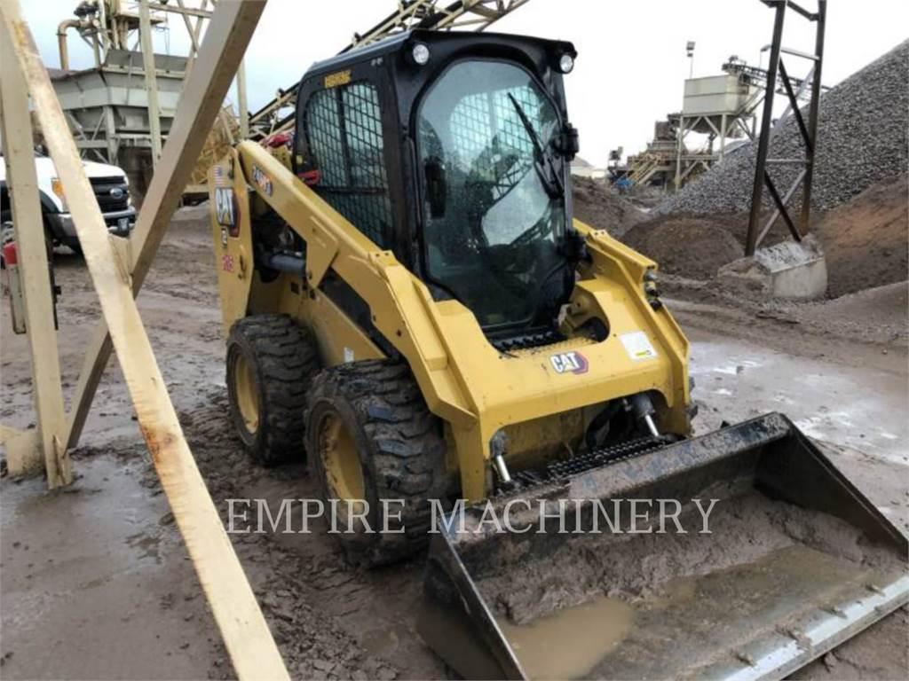 Caterpillar 246D3 CA, Minicargadoras, Construcción