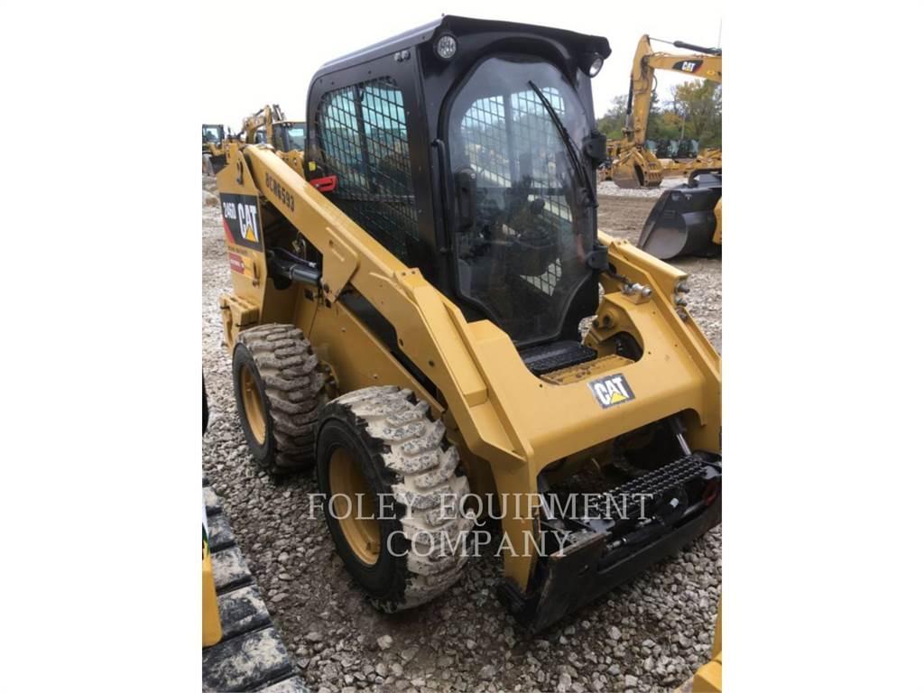 Caterpillar 246DXPS2CA, Kompaktlader, Bau-Und Bergbauausrüstung