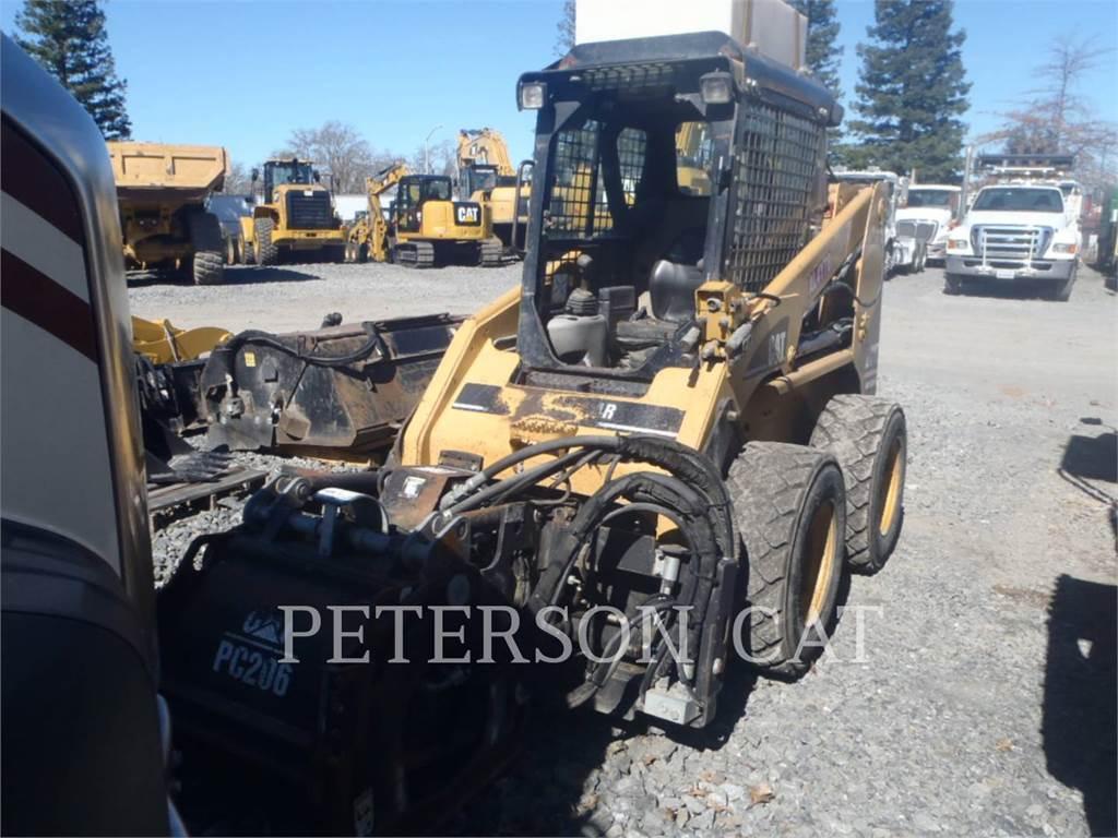 Caterpillar 248B, Kompaktlader, Bau-Und Bergbauausrüstung
