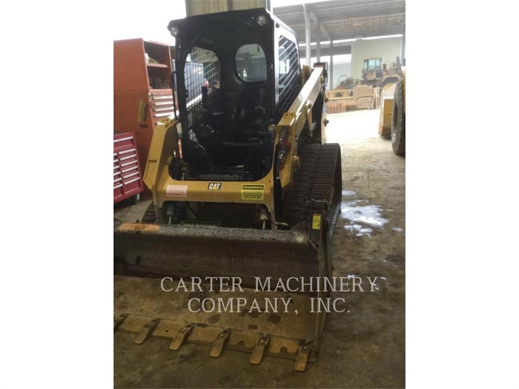 Caterpillar 249D, Minicargadoras, Construcción
