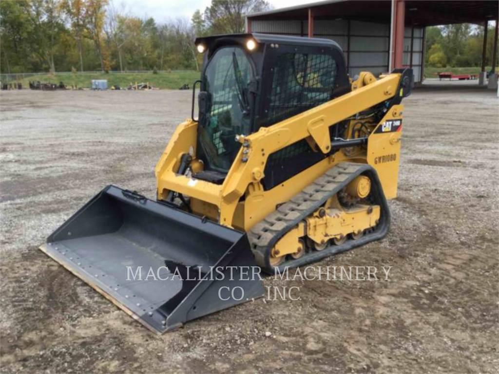 Caterpillar 249D, Kompaktlader, Bau-Und Bergbauausrüstung