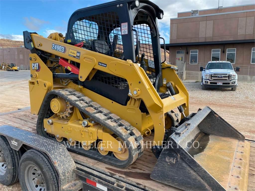 Caterpillar 249D3 C1H2, Skid Steer Loaders, Construction