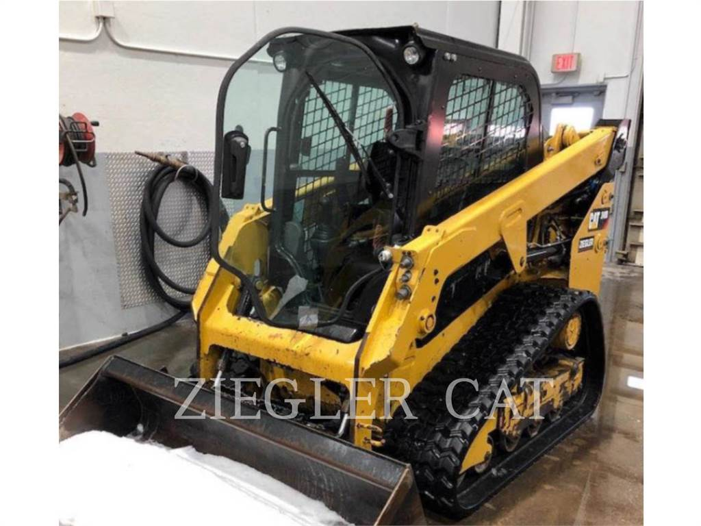 Caterpillar 249DS, Skid Steer Loaders, Construction