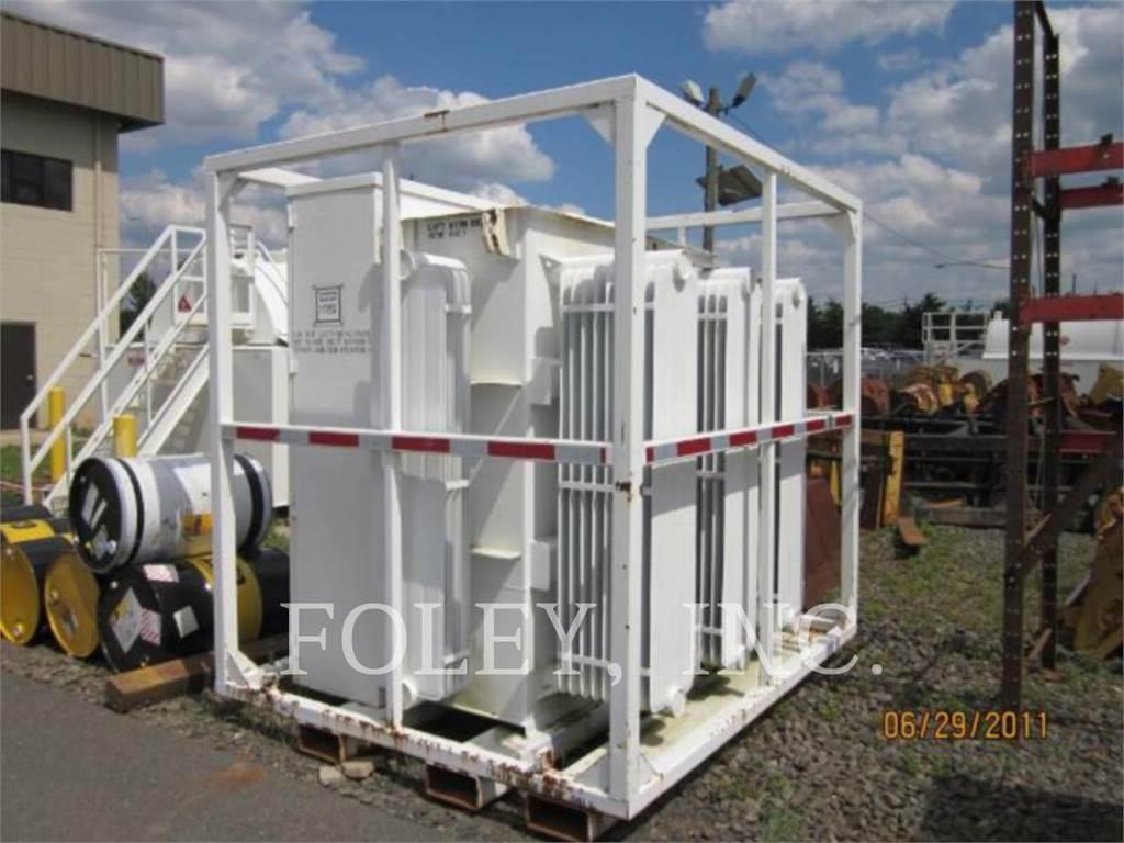 Caterpillar 2500KVA, Industriemaschinen, Bau-Und Bergbauausrüstung