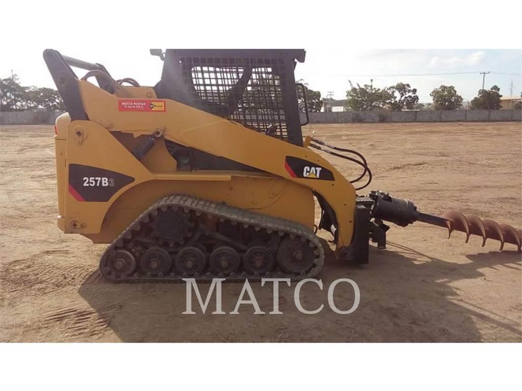 Caterpillar 257B3, Kompaktlader, Bau-Und Bergbauausrüstung