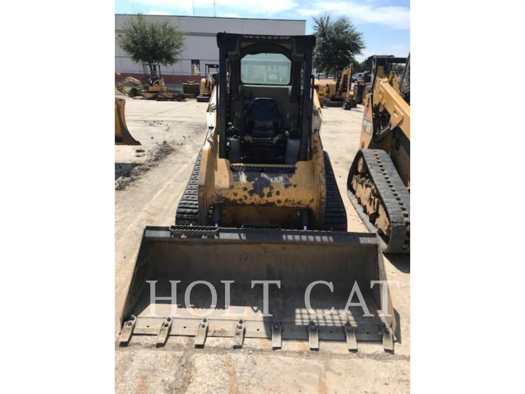 Caterpillar 257B3, Skid Steer Loaders, Construction