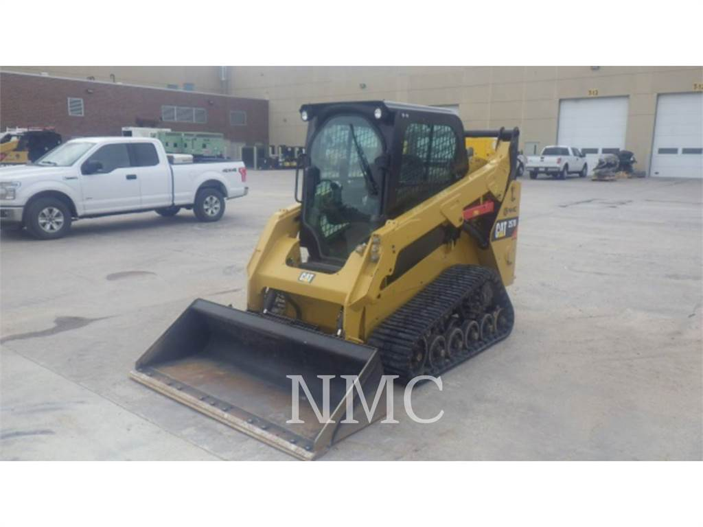 Caterpillar 257D, Kompaktlader, Bau-Und Bergbauausrüstung