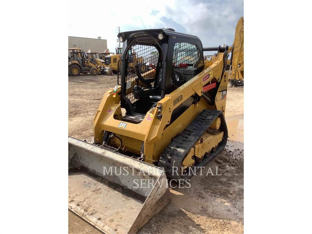 Caterpillar 259, Kompaktlader, Bau-Und Bergbauausrüstung