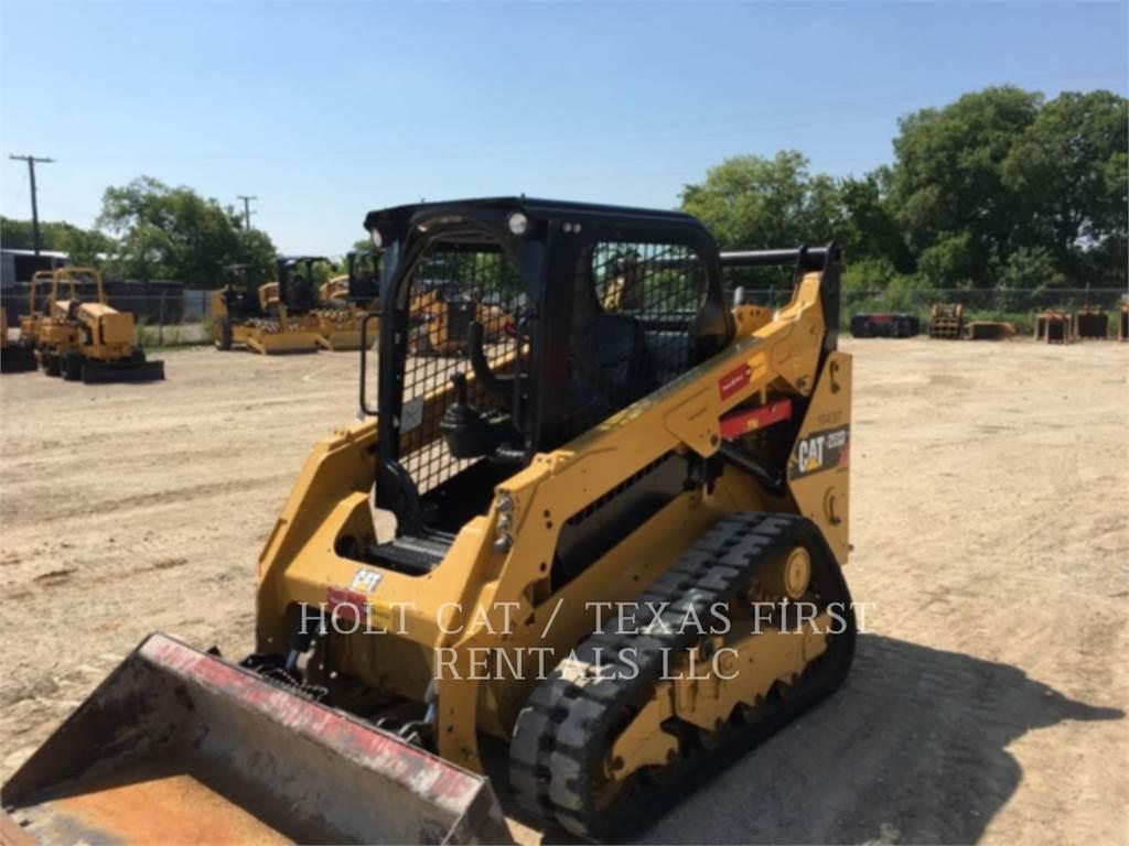 Caterpillar 259 D, Chargeuse compacte, Équipement De Construction