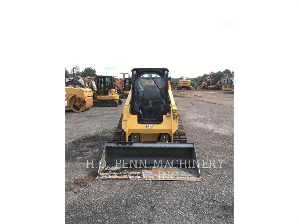 Caterpillar 259 D, Skid Steer Loaders, Construction