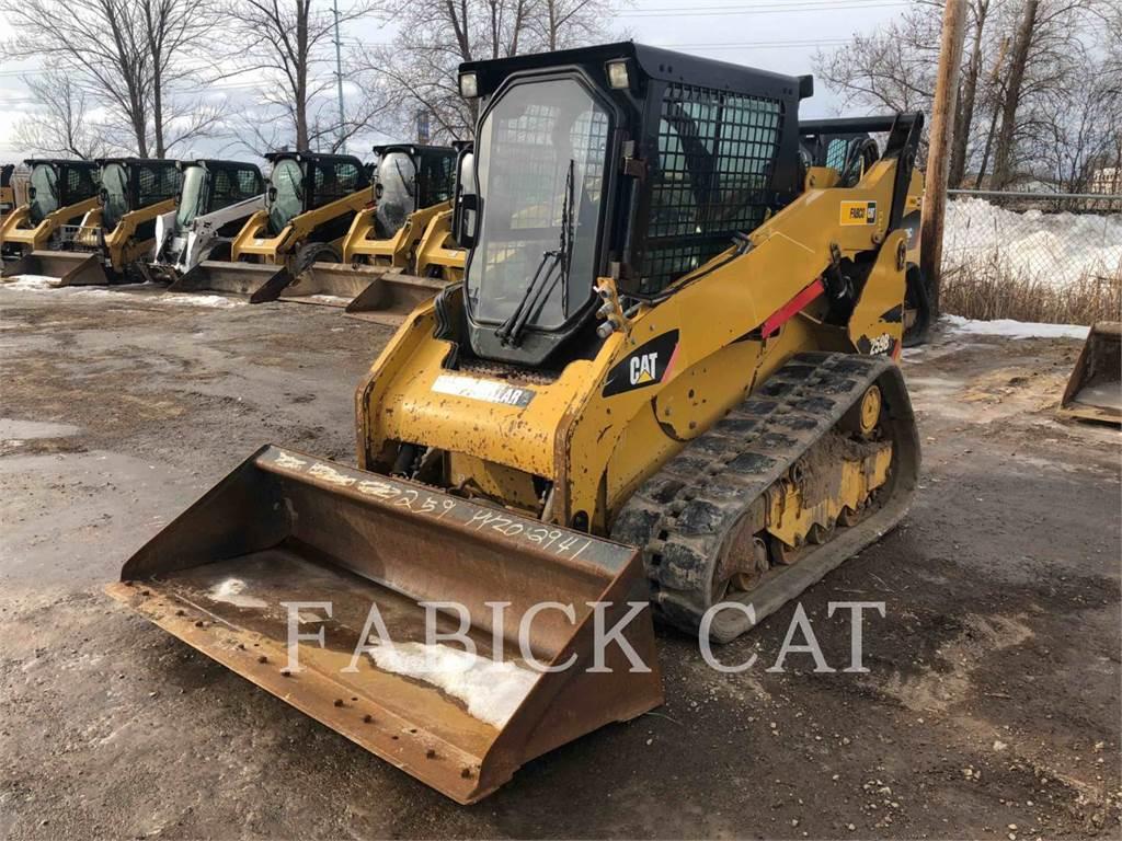 Caterpillar 259B3, Kompaktlader, Bau-Und Bergbauausrüstung